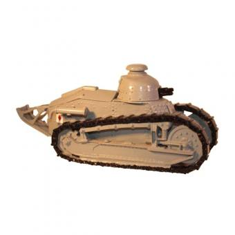 Renault FT17 Tank with Gun