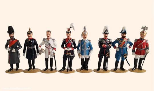 Kaiser Wilhelm II The Imperial German Army Part II