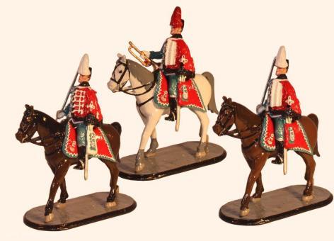 Dänische Garde-Husaren
