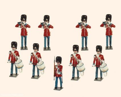 Danish Royal Guards Fifes and Drums