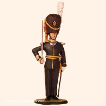 Grenadier-Offizier