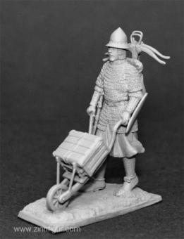 Französischer Infanterist - 14. Jh.