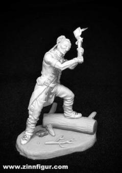 Waldland Indianer Krieger 1