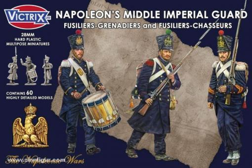 Napoleons Mittlere Kaisergarde