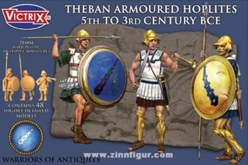 Thebanische Hopliten