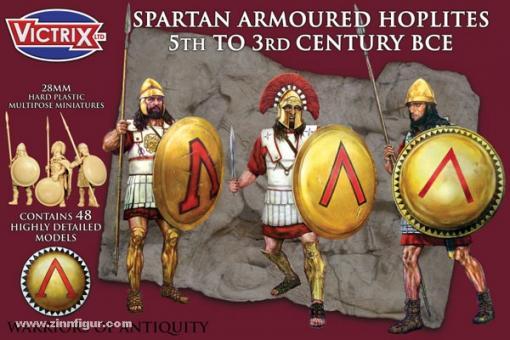 Spartanische Gepanzerte Hopliten