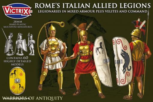 Roms Italienische Alliierte Legionen
