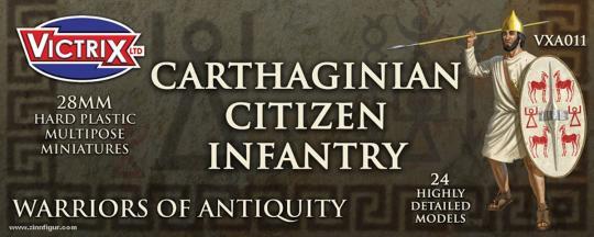 Karthagische Bürger-Infanterie