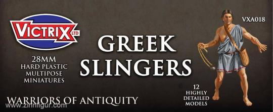 Griechische Schleuderer