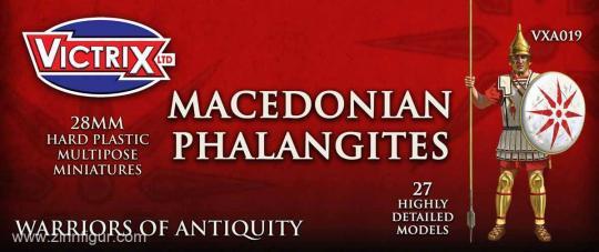 Makedonische Phalangiten