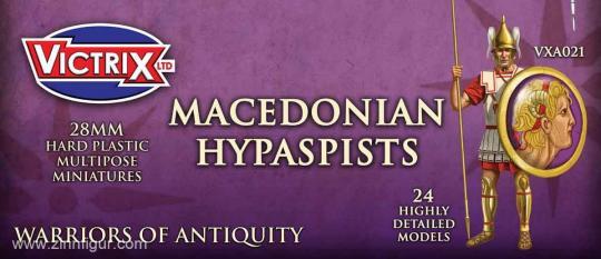 Makedonische Hypaspisten