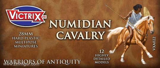 Numidische Kavallerie