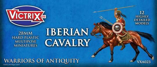 Iberische Kavallerie