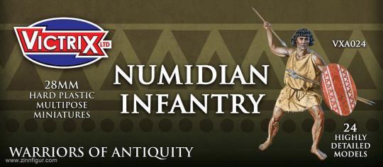 Numidische Infanterie