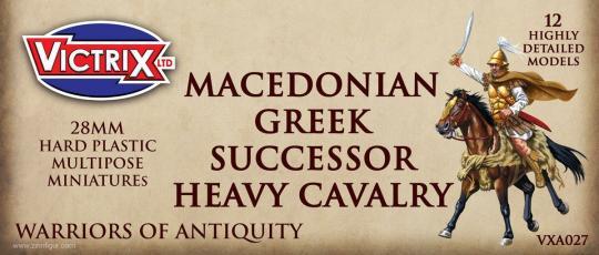 Makedonisch-Griechische Schwere Diadochen Kavallerie