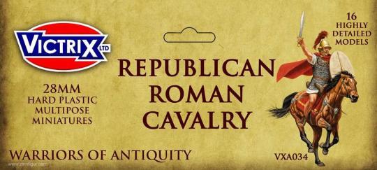 Republikanische Römische Kavallerie