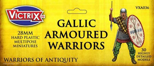 Gallische Gepanzerte Krieger