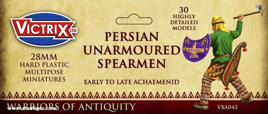 Persische Ungepanzerte Speerkämpfer