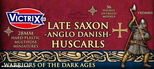 Huscarls - Späte Sachsen / Angeldänen