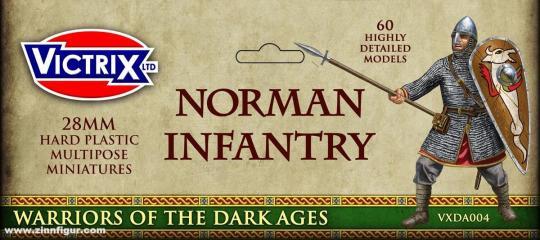 Normannische Infanterie