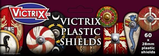 Imperial Roman Legionary Scutum Shield Pack