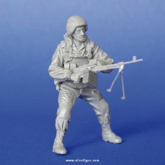 Russischer Soldat, Spezialeinheit