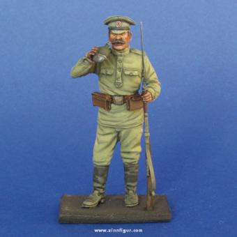 Russischer Soldat WK1