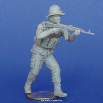 Diverse Hersteller: Infanterist in Afghanistan, ab 1946