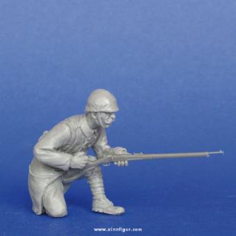 Französischer Soldat WK1