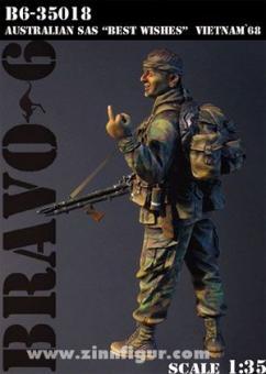 """SAS-Soldat """"Best Wishes"""""""