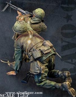 USMC 3: Machine Gun Team