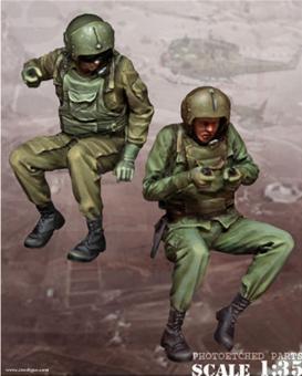 U.S. Heli Door Gunners NAM