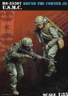 """USMC """"Round the Corner (3)"""""""