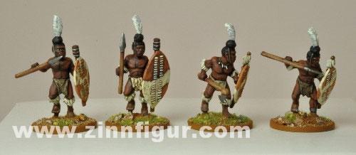 Matabele Warrior (Imbizo Regiment)