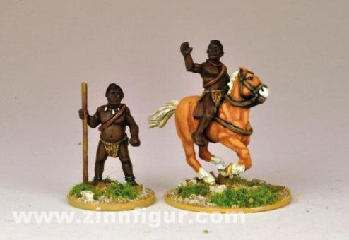 Matabele King Lubengula
