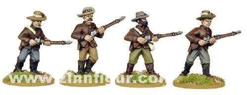 Troopers with Rifles II