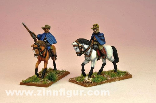 Mounted Troopersin Capes
