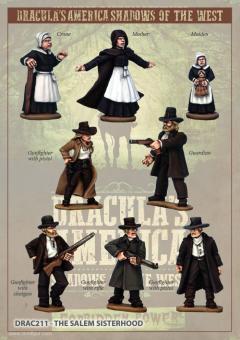 The Salem Sisterhood Posse
