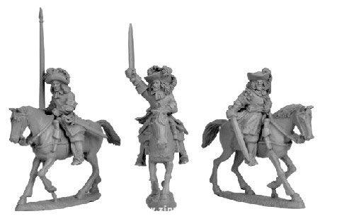 Kavallerie Kommandofiguren