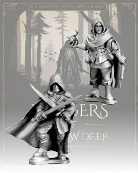 Rangers of Shadow Deep - Set 4