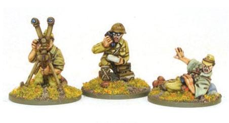 Kaiserlich Japanische Artilleriebeobachter