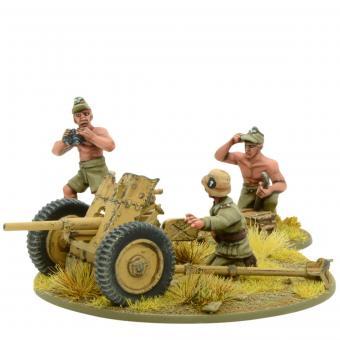 Afrika Korps PaK 36