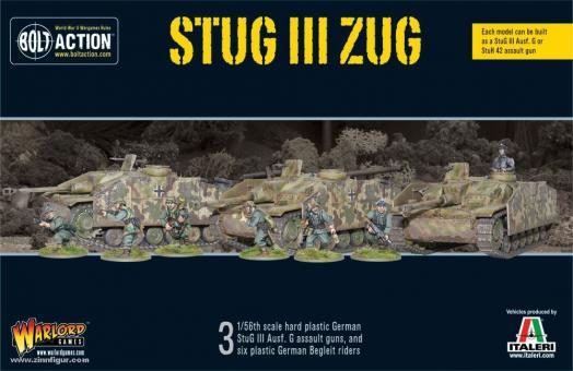StuG.III Zug