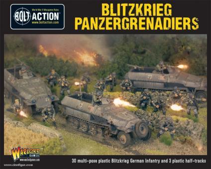 Blitzkrieg Panzergrenadiere