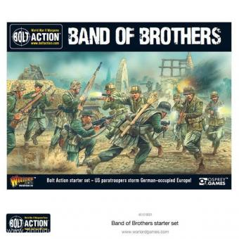 "Bolt Action 2 Start-Set ""Band of Brothers"""