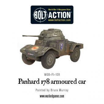 Panhard 178 Panzerwagen
