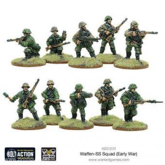 Früher Waffen-SS Trupp