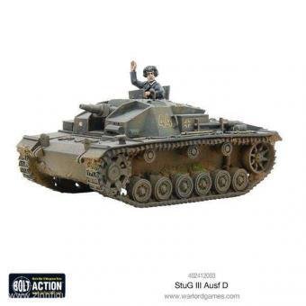 StuG.III Ausf.D früh