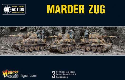 Marder Jagdpanzer Zug