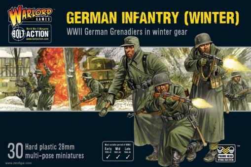 Deutsche Infanterie (Winter)